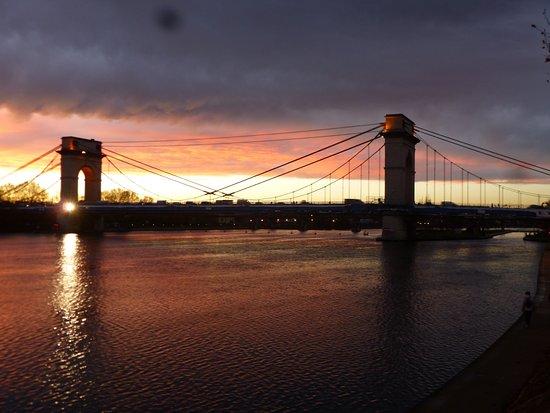 Pont du port l 39 anglais alfortville 2018 ce qu 39 il for Porte vue en anglais