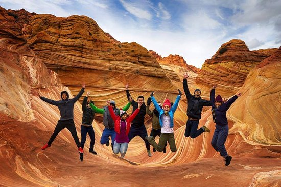 The Wave at Coyote Buttes: my dream trip