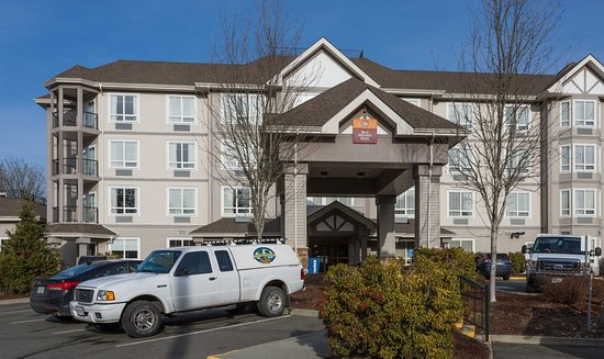 BEST WESTERN PLUS Chemainus Inn Foto