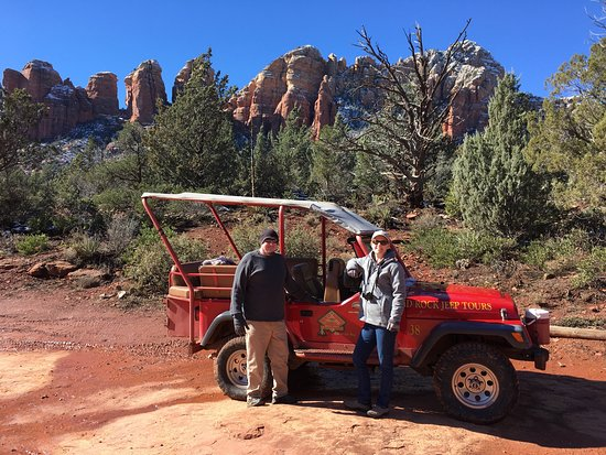 Captivating Red Rock Jeep Tours: Photo0