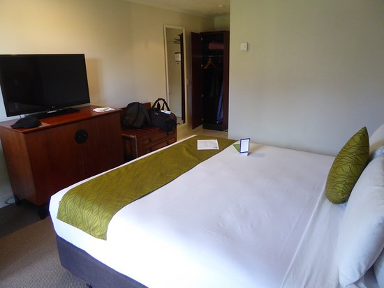Copthorne Hotel Auckland City: Room 611 Queen Bed