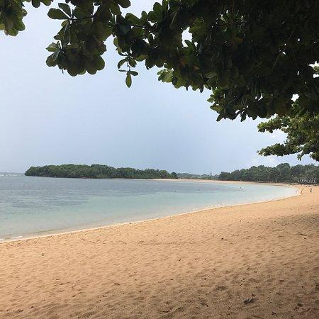 Clean resort with beautiful beach