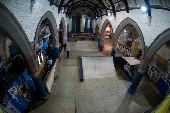 Caterham, UK: Skaterham