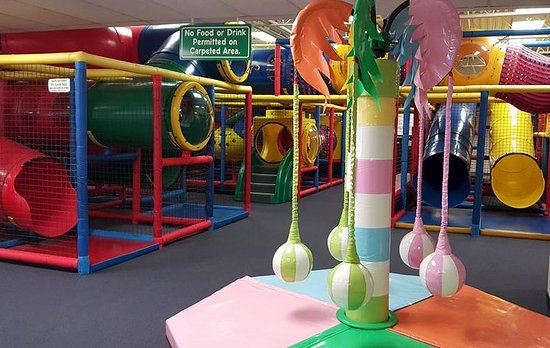 Kids Zone - Indoor Party and Play Centre