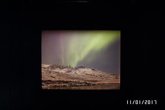 Aurora Reykjavik: Box for camera settings practice