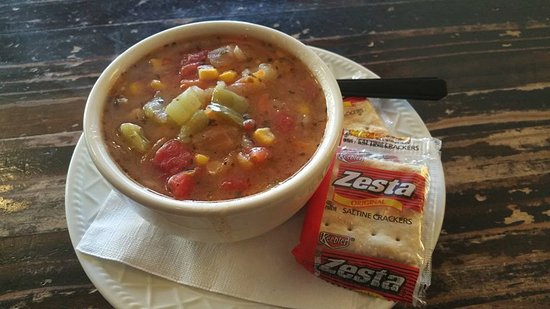 Newton, KS: soup