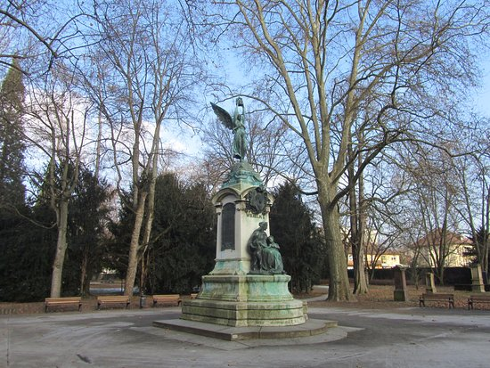 Stadtpark Alter Friedhof