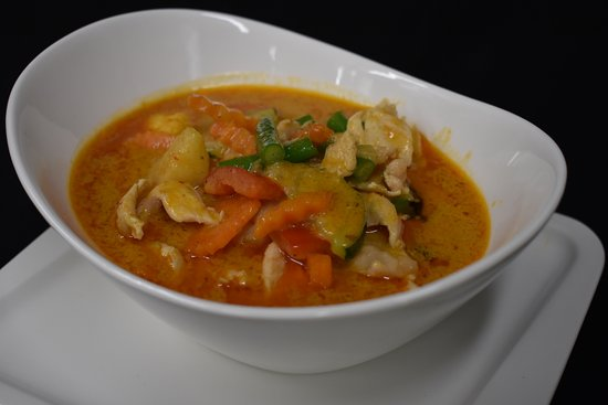 Rolleston, New Zealand: C2 Red Curry Chicken