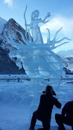 ice magic festival january 19 29 2017 picture of lake louise