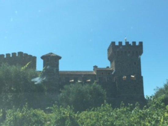 Castello di Amorosa: Views