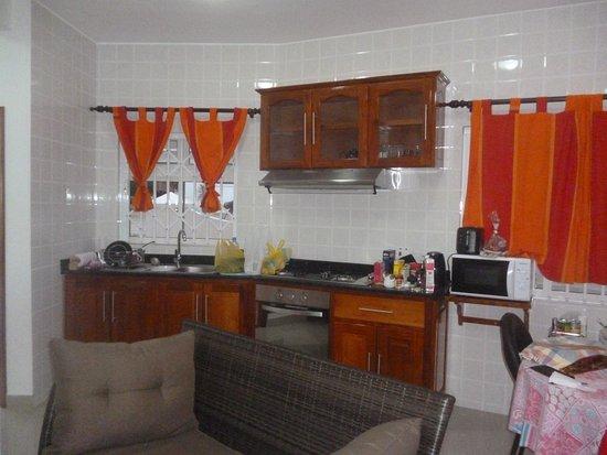 cucina cottage 2 - Picture of Au Cap, Mahe Island - TripAdvisor