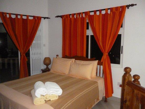 Au Cap, Seychelles: camera cottage 2
