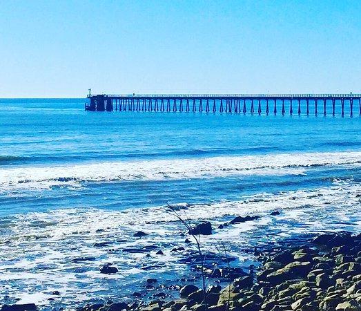 Goleta, Kalifornia: Amazing views.