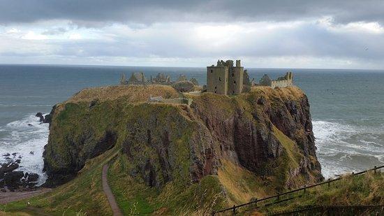Stonehaven, UK: The Castle