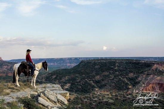 Canyon, تكساس: Palo Duro Canyon. Photo by Jim Livingston