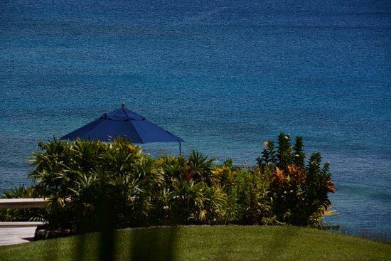 Taveuni Island Resort & Spa: View