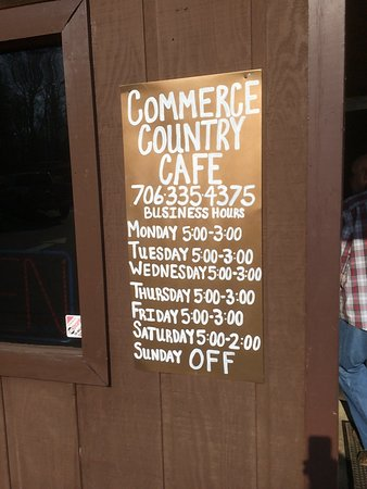 Wie's Commerce Country Cafe