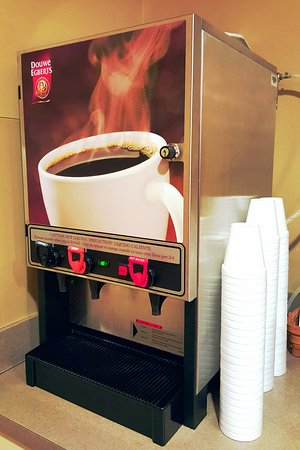Berlin, OH: 24 hour Coffee available in the Gathering Room
