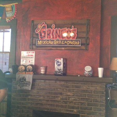 Jefferson, Джорджия: Gringo's Mexican Grill and Cantina