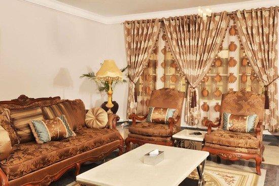 Karu, Nigeria: Vista Lounge Suites