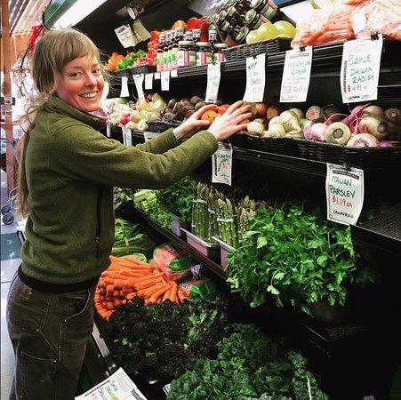 Chimacum Corner Farmstand: amazing local produce & great customer service