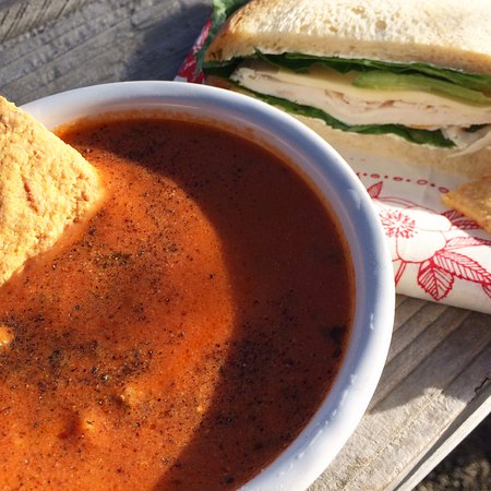 Chimacum, WA: delicious soups and sandwiches