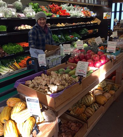 Chimacum, WA: always fresh and beautiful produce