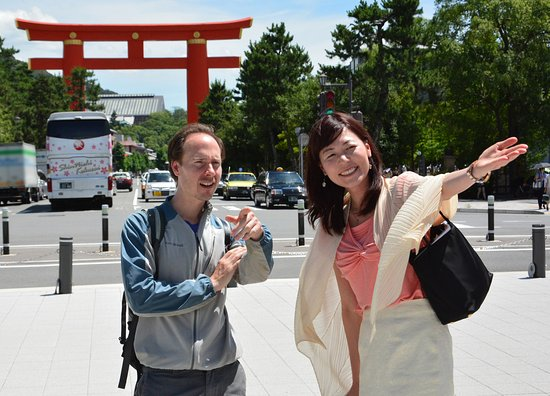 City of Kyoto Visitors Hosts