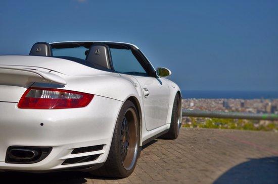 Eleganz Porsche Barcelona