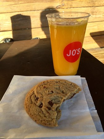 Photo of American Restaurant Jo's Coffee at 1300 S Congress Ave, Austin, TX 78704, United States