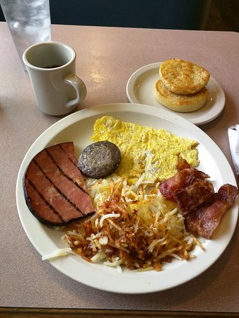 Ottawa, KS: Breakfast Special