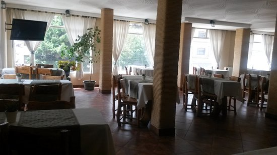 Hotel Flamingo: restaurante