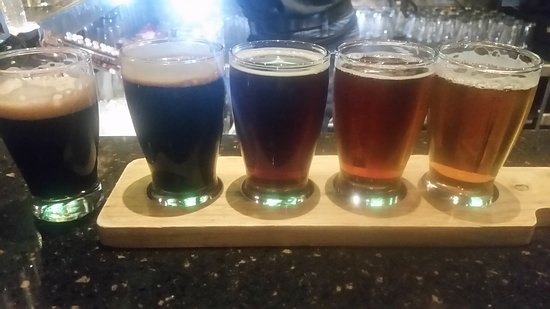 Silver City Brewery : Great Flight!