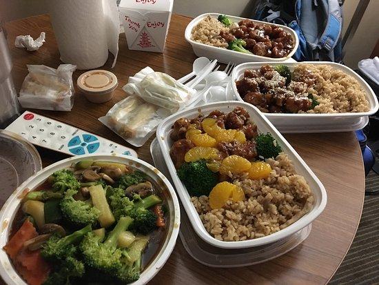 Great Wall Chinese Restaurant Charleston Restaurant