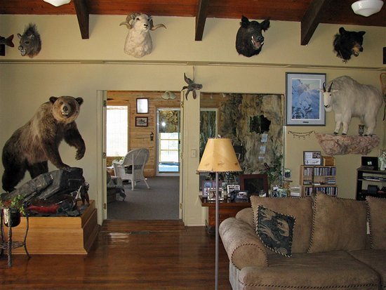 Grangeville, ID: Great room