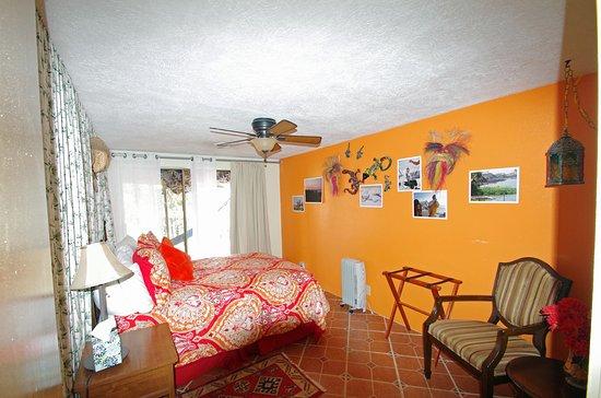 Whitebird Summit Ranch: Mexican room