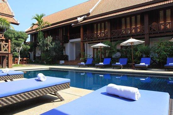 Muang Thong Hotel: nice