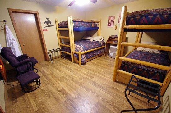 Grangeville, ID: Family Room