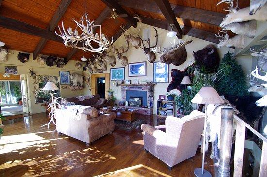 Grangeville, ID: Great room