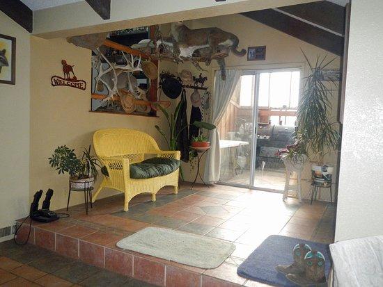 Grangeville, ID: Foyer