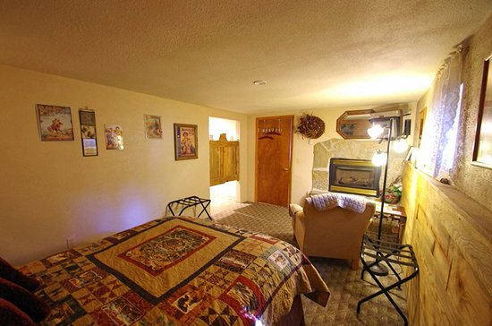 Grangeville, ID : Buffalo bill room