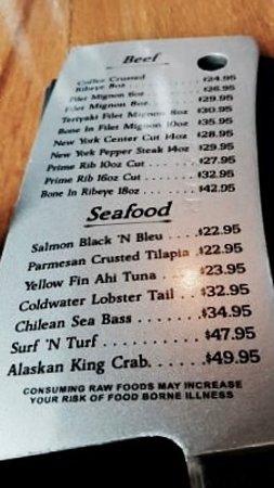 Cork 'n Cleaver Restaurant: photo0.jpg
