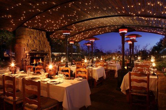 Stonehouse Restaurant at San Ysidro Ranch Photo