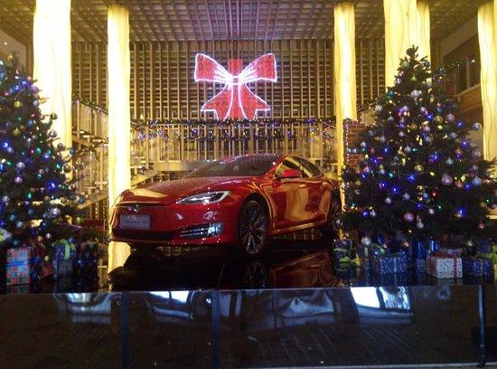 JW Marriott Hotel Shenzhen: Reception floor
