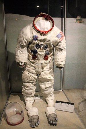 Wapakoneta, OH: Space Suit