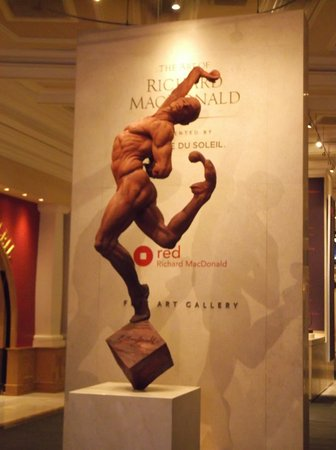Art of Richard MacDonald Photo