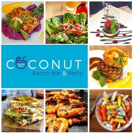 Welcome to Santai Hotel Bali and Coconut Restaurant!