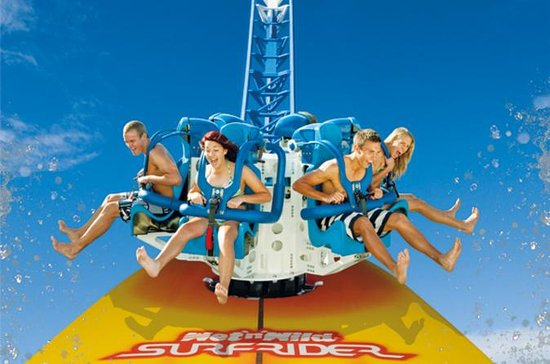 Gold Coast Theme Park Pass: Movie...