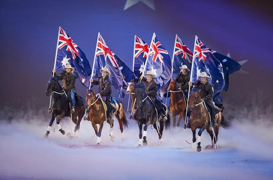 Australian Outback Spectacular Gold...