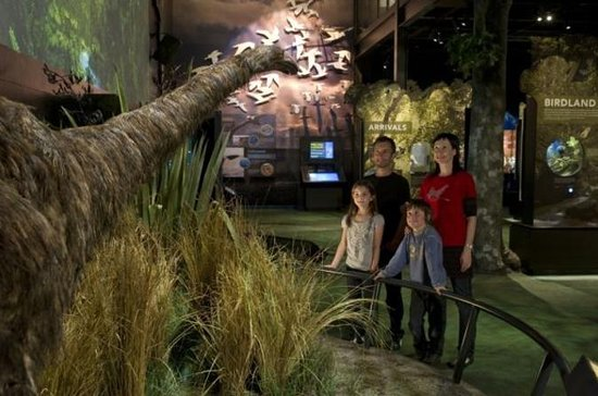 Zealandia: The Exhibition and ...